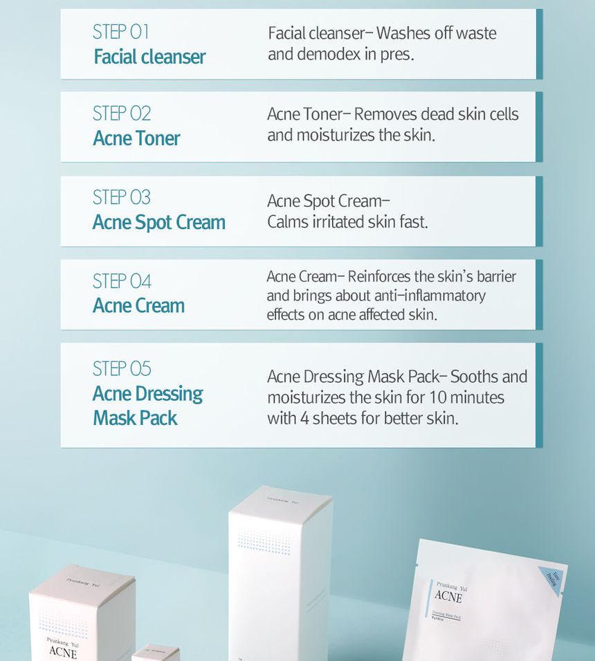 Pyunkang Yul - Acne Cream