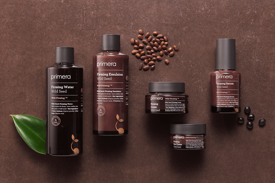 primera - Wild seed firming Line Special Set - 5pcs